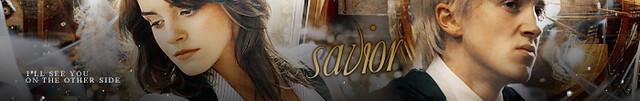 Savior banner