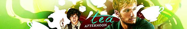 Afternoon Tea banner