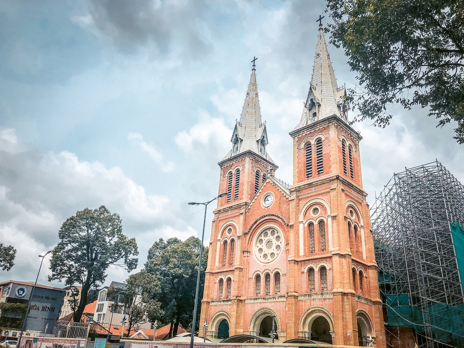 Norte Dame Cathedral in Ho Chi Minh City