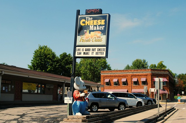 The Cheese Maker - Plain, Wisconsin