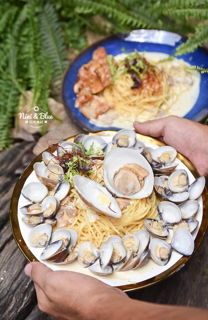 村口微光 一中逢甲menu菜單蛤蠣17