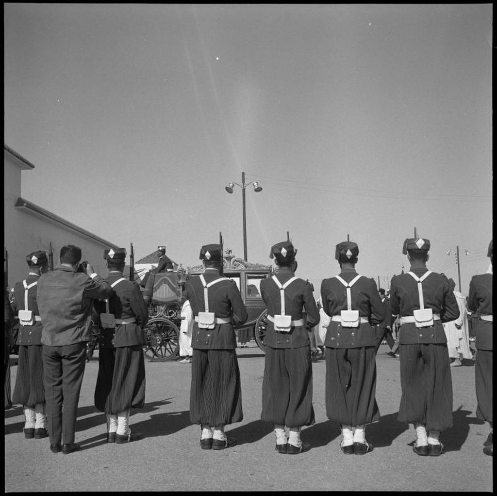 La Garde Royale Marocaine / Moroccan Royal Guard - Page 11 48791320476_02a65250ab_o