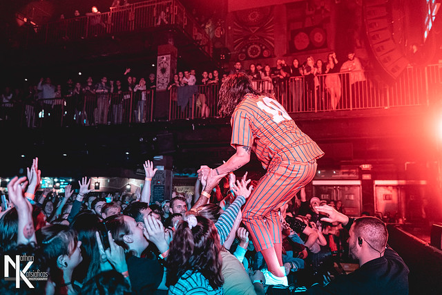 Judah & The Lion @ House of Blues (Boston, MA) on September 15, 2019