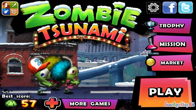 game zombie tsunami hack