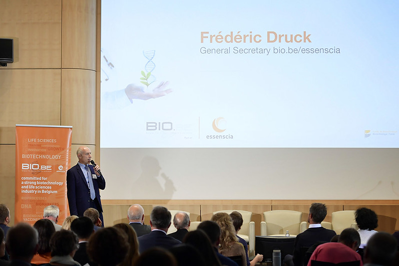 bio.be/essenscia annual event 24/09/2019