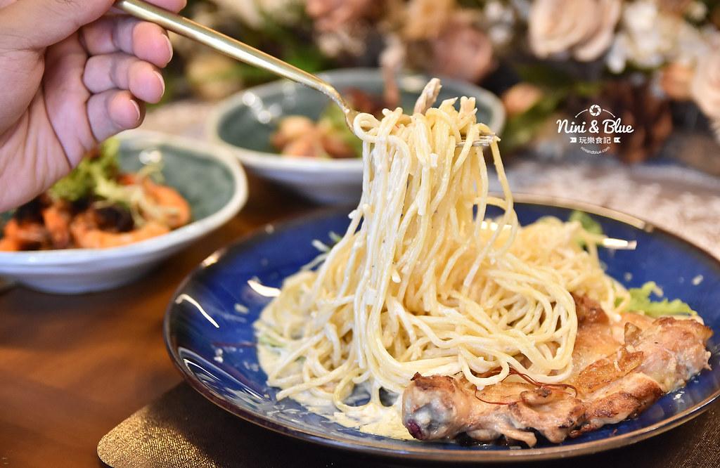 村口微光 一中逢甲menu菜單蛤蠣24