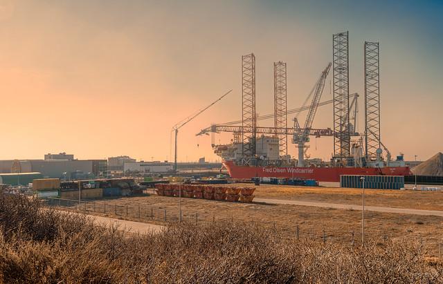 Industrious IJmuiden.
