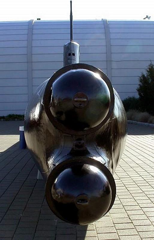 Type A Midget Submarine 00004