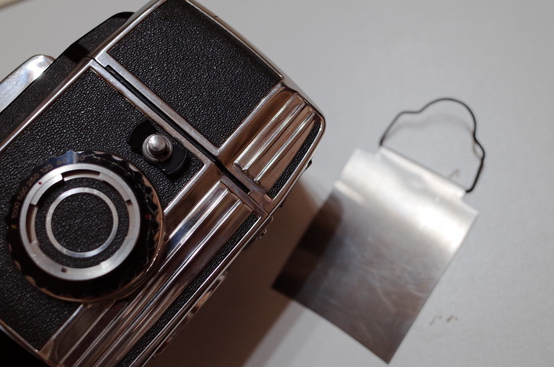 19Zenza BRONICA S2撮影時には引蓋を外す