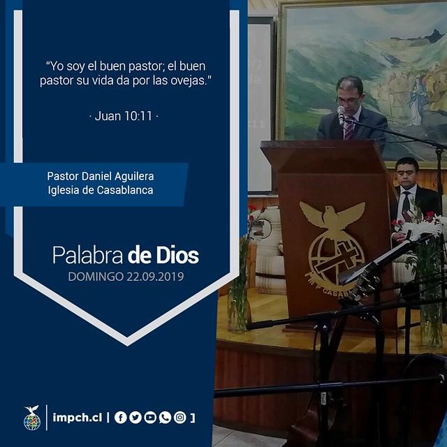 Palabra de Dios | Domingo  22 de Septiembre 2019