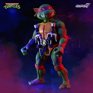 「官圖&販售資訊完整更新」Super 7《忍者龜》可動人偶第一波 Ultimate Teenage Mutant Ninja Turtles Figures - Wave 1