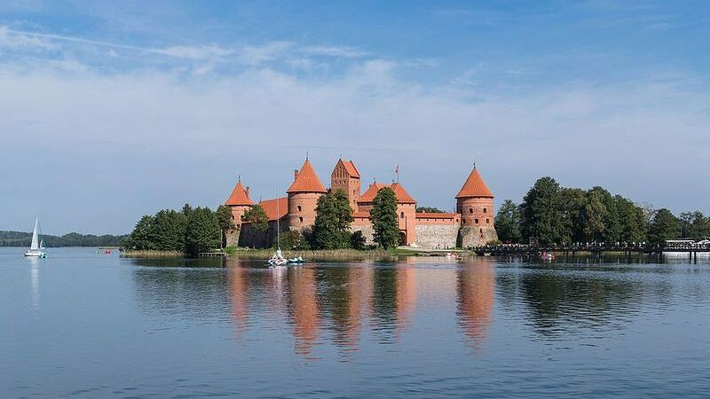 best places to visit in lithuania
