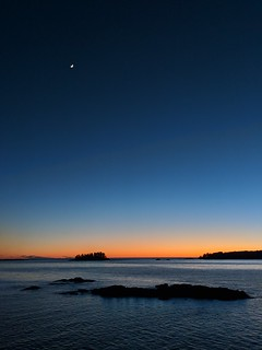 Winter Moon, Tofino