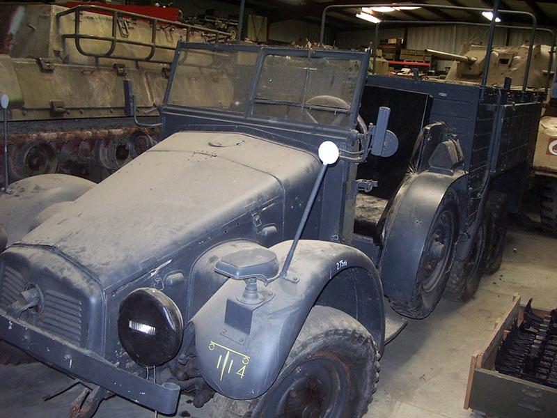 Krupp Kfz.81 Protze 00001