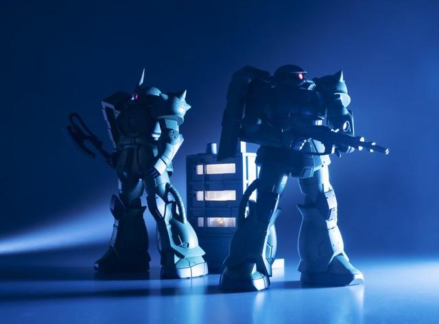 究極的《機動戰士鋼彈》系列轉蛋! GASHAPON 究極光輝新作『ULTIMATE LUMINOUS 薩克(アルティメットルミナス ザク)』12月登場!