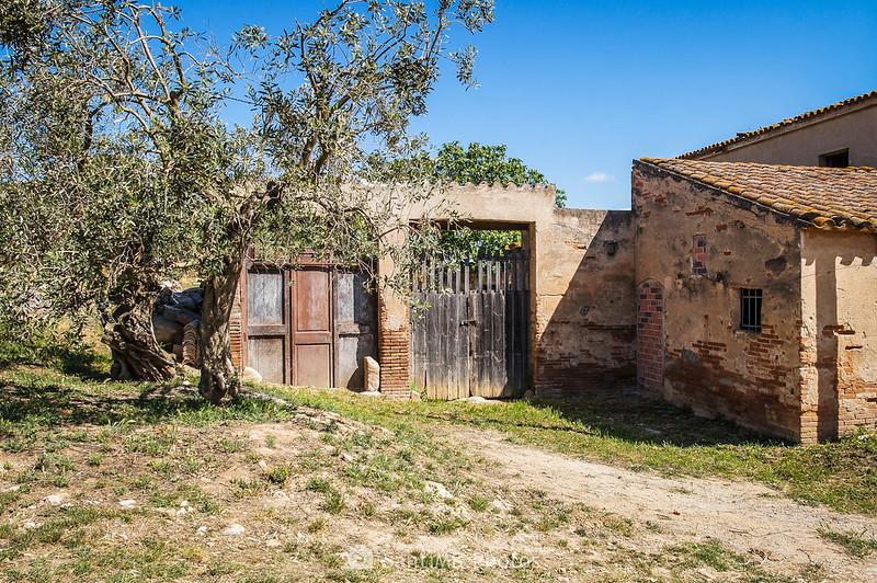 Puertas de la Torre d'en Malla