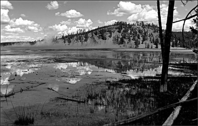Fairy Falls Trail - Yellowstone NP, WY