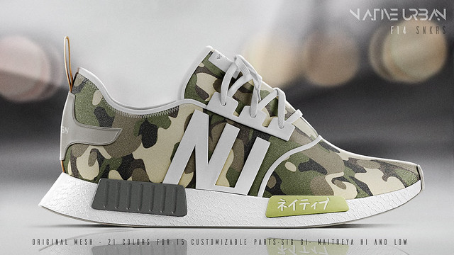 Native - F14 Sneakers