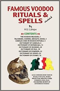 Famous voodoo rituals and spells - H. U Lampe