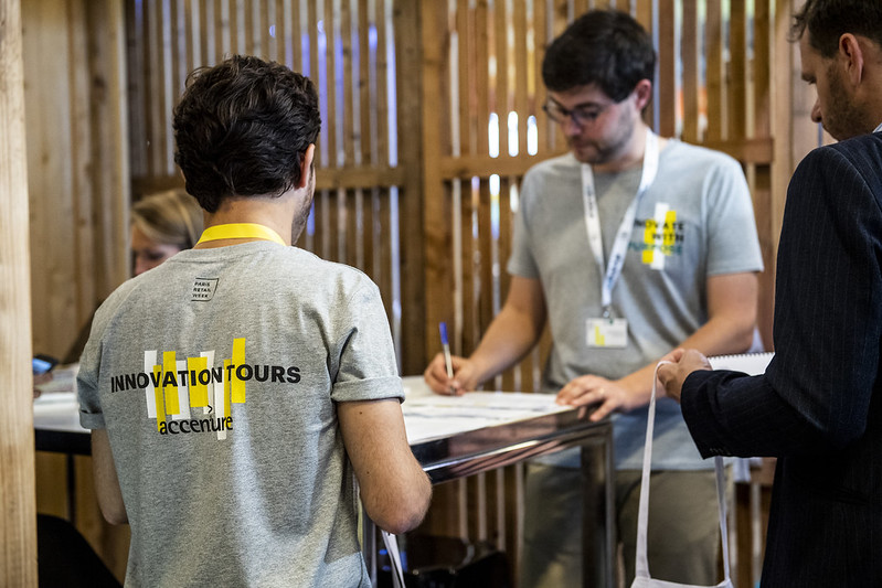 Innovation Tours by Accenture