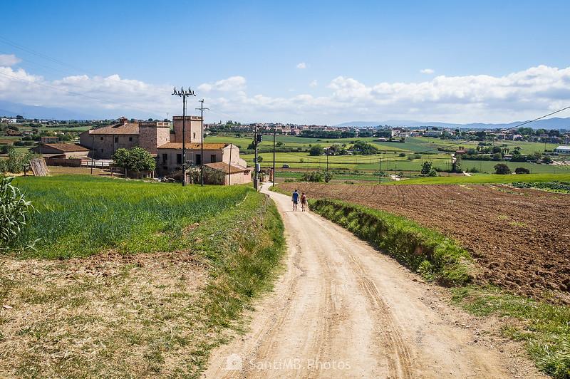Camino a la Torre d'en Malla
