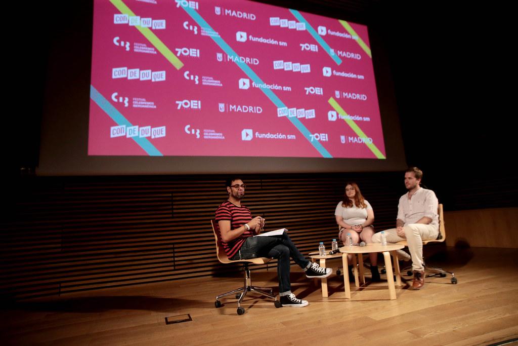 CIBFest - Encuentro de Booktubers