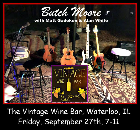 Butch Moore 9-27-19