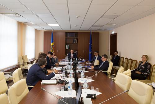 25.09.2019 Şedinţa Comisiei politică externă şi integrare europeană