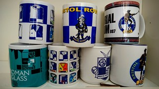 Rovers mug collection