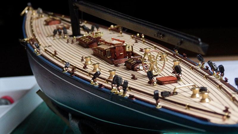 Endeavour 1934 - yacht J-class - 1:80 Amati - Page 2 48792343851_674ca34261_c