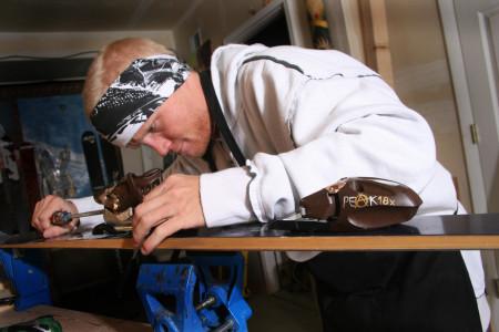 Lyžařské vázání (2): nastavení DIN