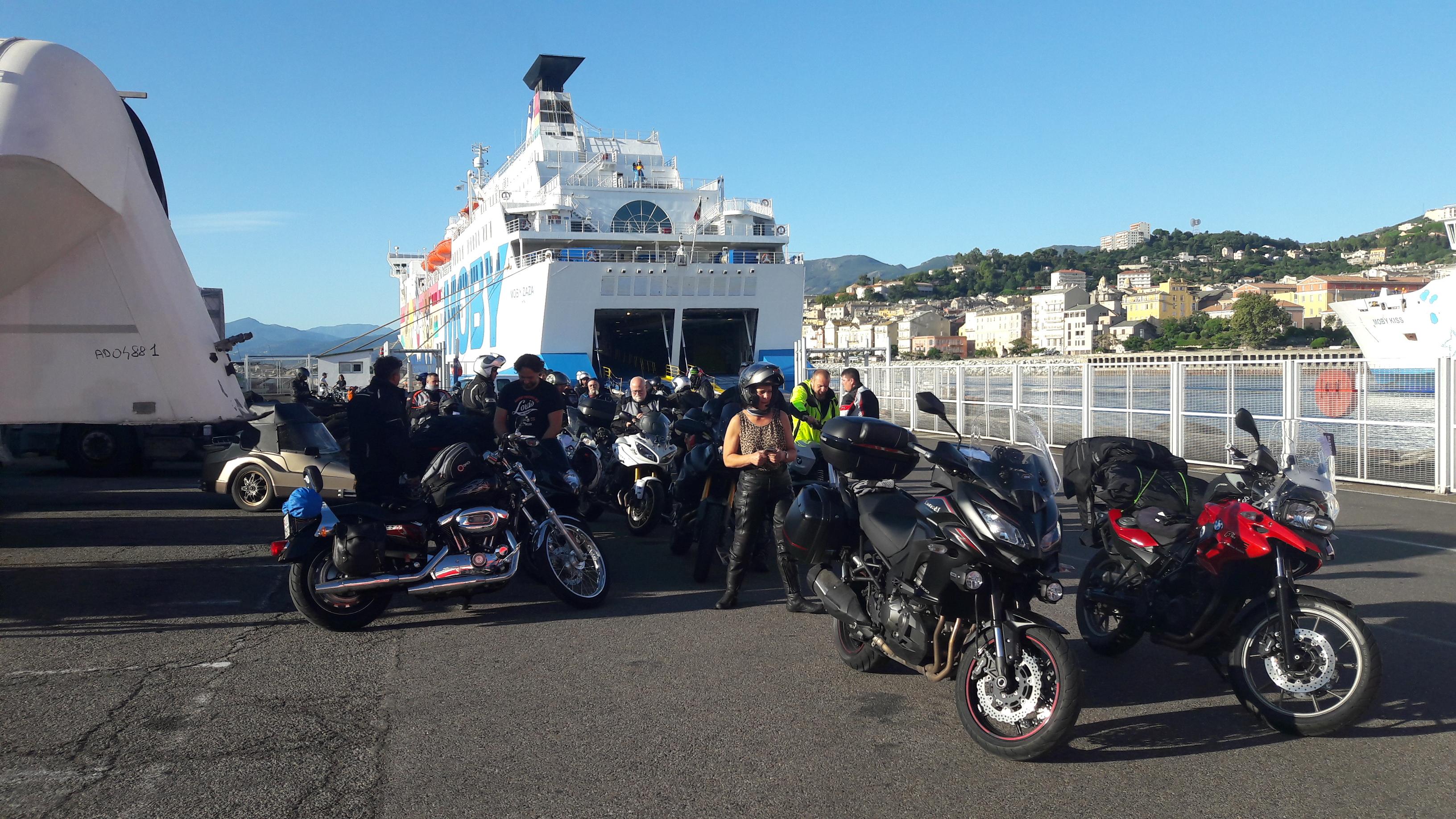 Korsika September 2019