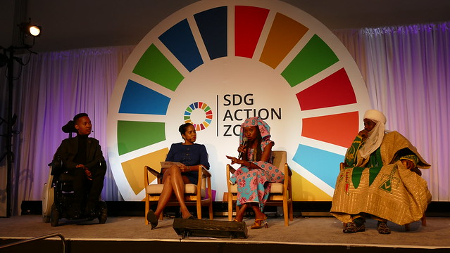 In Conversation with SDG Advocates - SDG Action Zone 2019