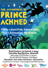 Prince Achmed poster