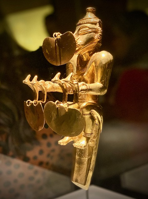 From the Museo del Oro
