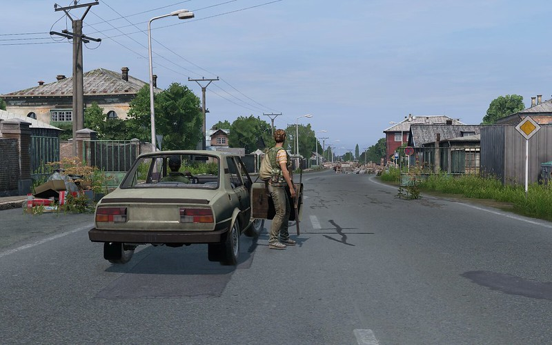 DayZ on PS4