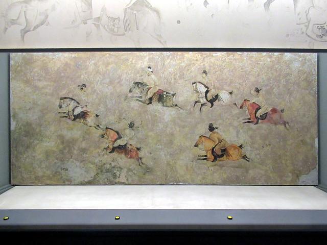 Tang Dynasty Polo