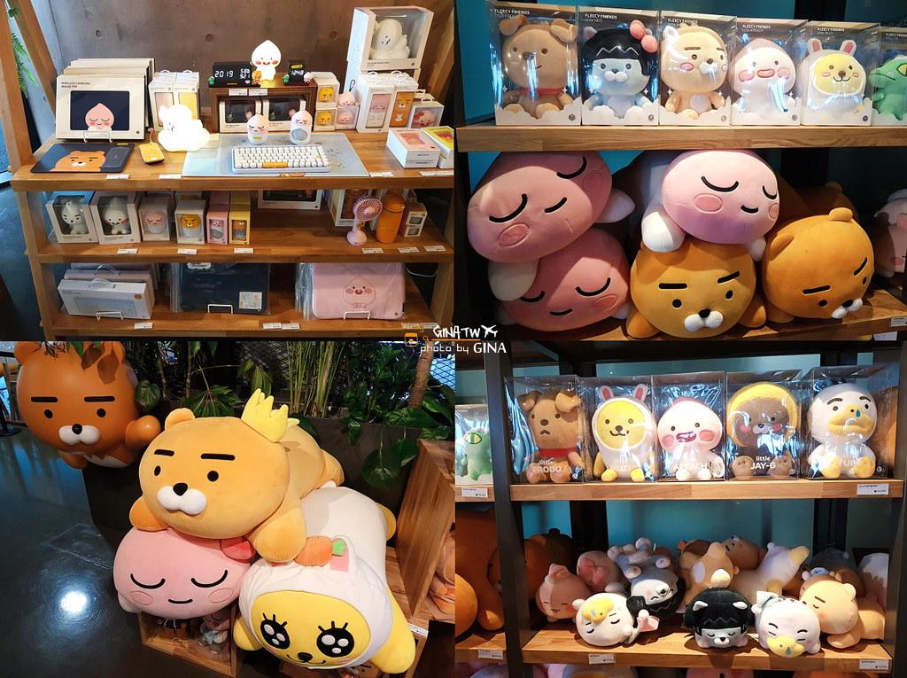 【KaKao濟州總部咖啡廳】KaKao Friends Store 濟州島交通方式解說 @GINA LIN