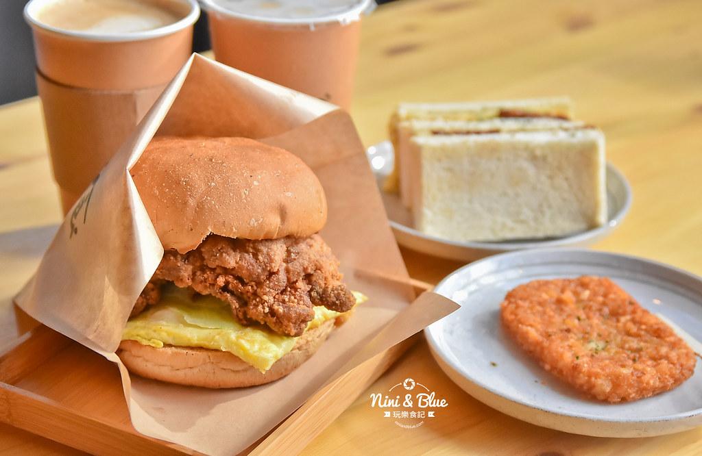 卯食mouth 吐司·麵線·漢堡.台中早午餐12