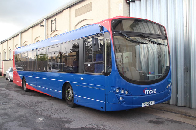 2285 HF12GXJ (More) Wilts & Dorset