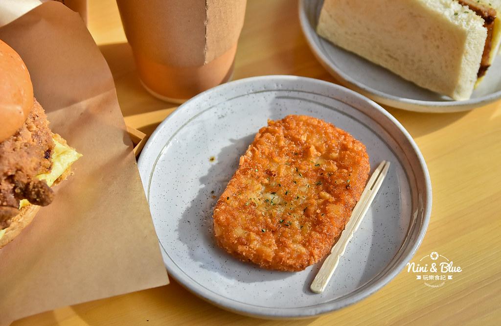 卯食mouth 吐司·麵線·漢堡.台中早午餐15