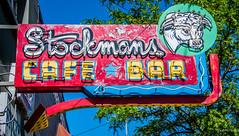 2019 - Road Trip - 50 - Missoula - 5 - Stockman's Cafe & Bar