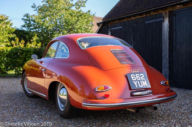 Porsche 356A - IV