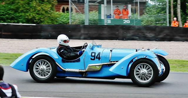 1938 Talbot Lago T120 Sports