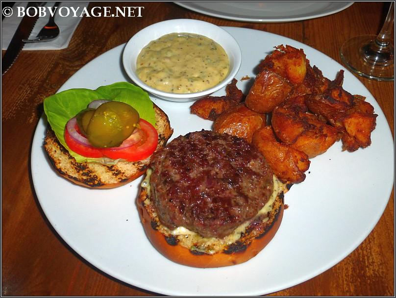 המבורגר ב-אמש (Emesh)
