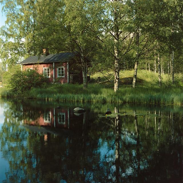 Upstream Cottage