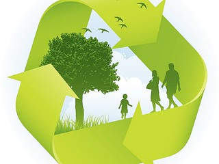 riciclare-rifiuti-verde-green