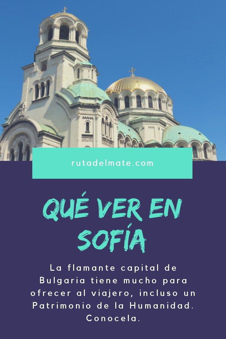 Que ver en Sofia Bulgaria