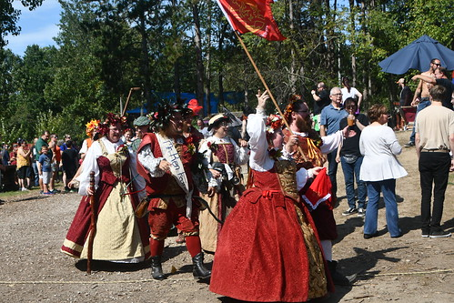 Costumes! From Huzzah! Why You Need to Visit the Michigan Renaissance Festival