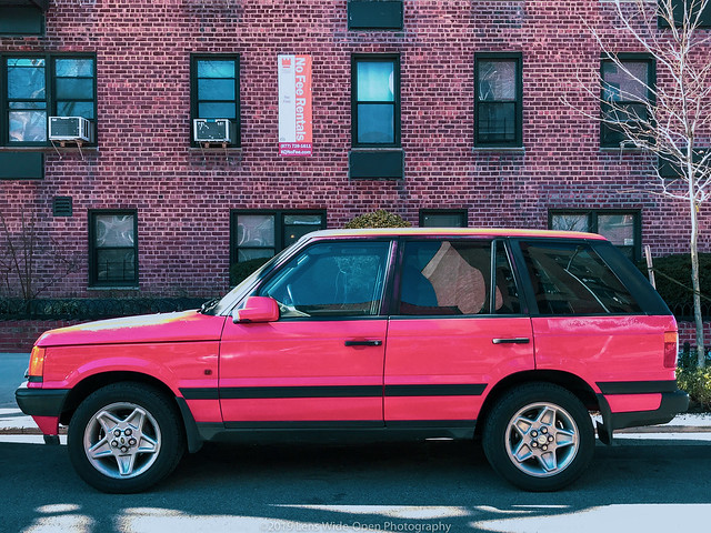 1997 Range Rover Vitesse 4.6 HSE